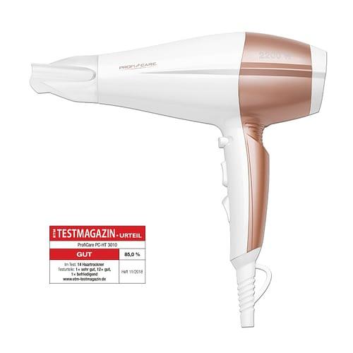 secador de cabelo proficare HT3010