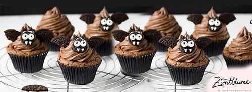 Muffins, cake pops ou donuts, deliciosos para o halloween!