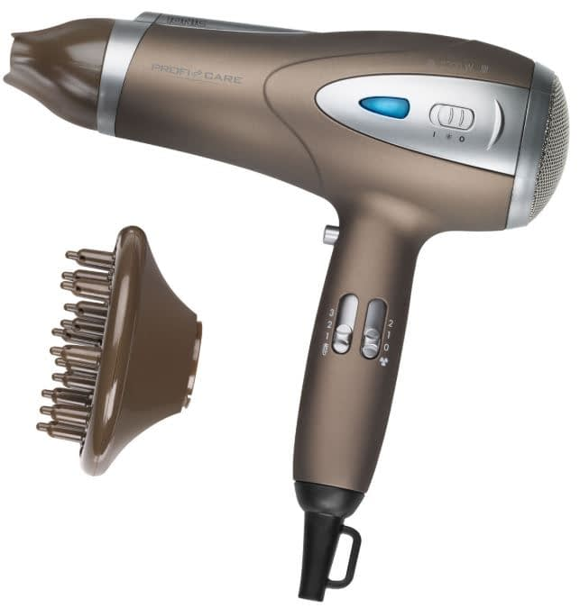 Secador de cabelo ht3047 castanho