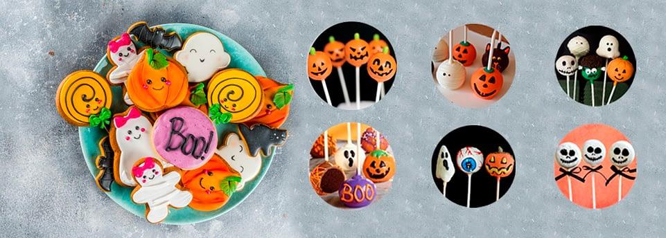 popcakes halloween